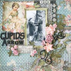 Cupid's Arrow  **Flying Unicorn February KOM**