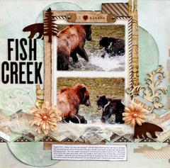 Fish Creek **Flying Unicorn January KOM*