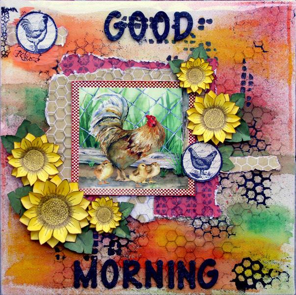 Good Morning**Flying Unicorn OTP for February**
