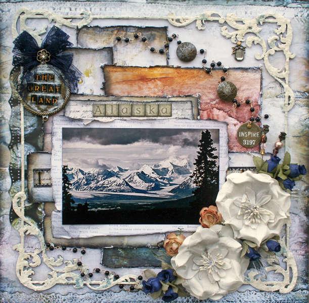 The Great Land, Alaska **Flying Unicorn challenge**