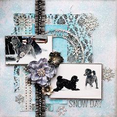 Snow Day**Swirlydoos April KOM**
