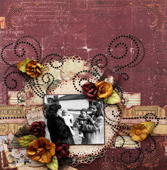 Timeless Memories **Swirlydoos September Kit**