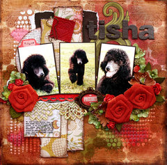 Tisha**OUAS sketch & Flying Unicorn Oct KOM**