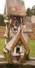 Birdhouse **Flying Unicorn April kit OTP project**