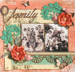 Family - Swirlydoos April kit