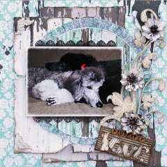 Puppy Love - Flying Unicorn CT work