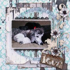 Puppy Love - Flying Unicorn CT work
