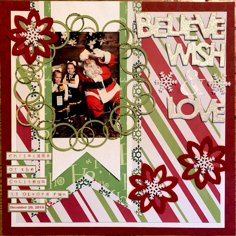 Believe Wish & Love