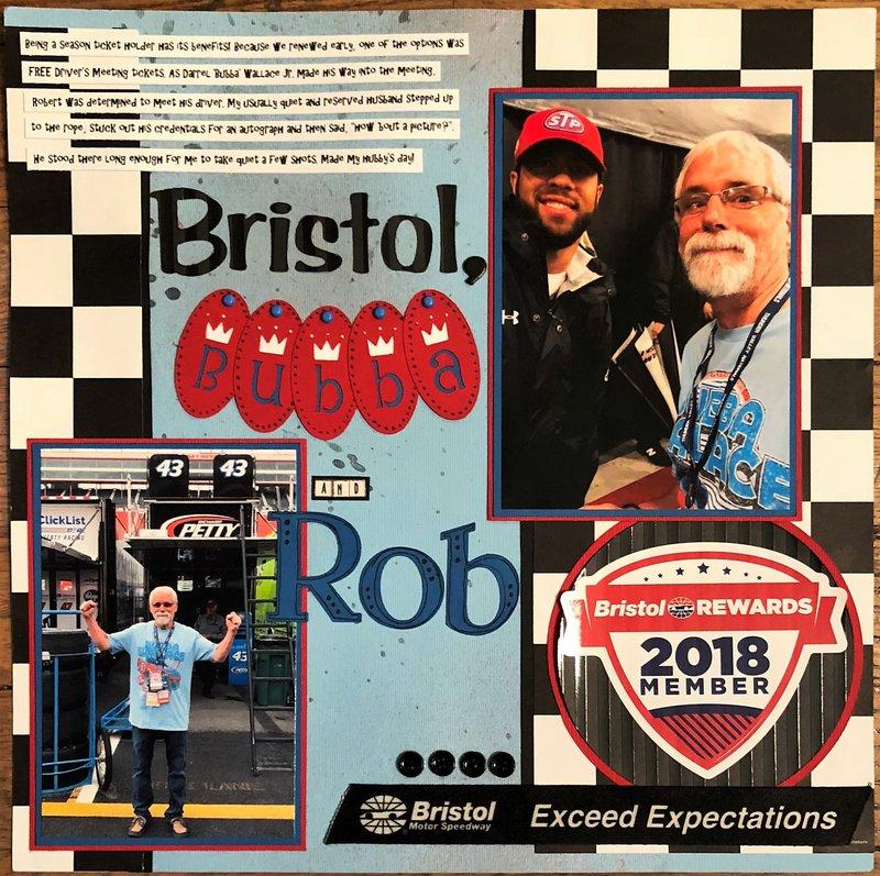 Bristol, Bubba and Rob