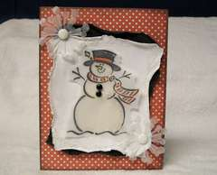 Happy Snowman (Day 2)