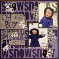 Oh Boy Snow
