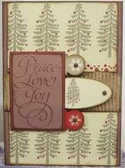 Peace Love Joy (day 29)
