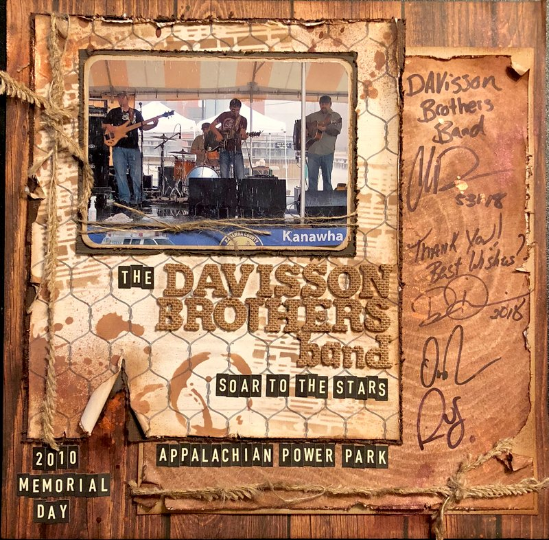 The Davisson Brothers Band