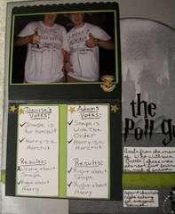 The Poll Guys: hidden pic & journaling