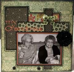 my Grandmas