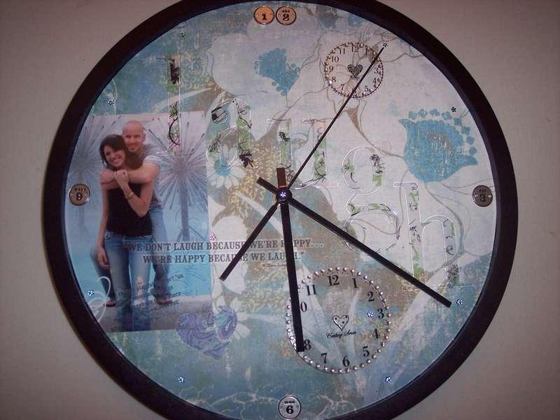 Jess' Clock