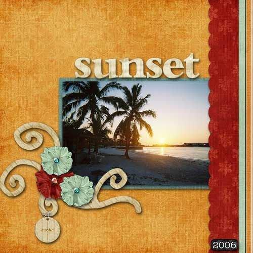 Digital LO - Sunset