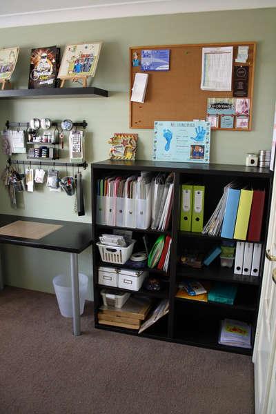 Scraproom Additions - Dec 2010