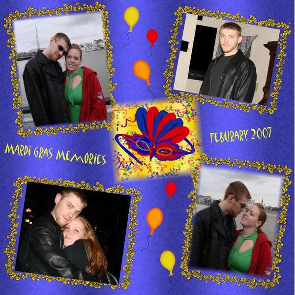 Mardi Gras Memories 2007