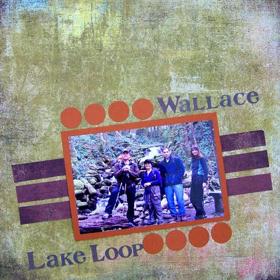 Wallace Lake Loop