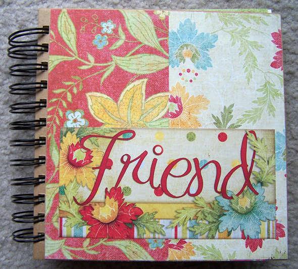 Friendship Album - Cover