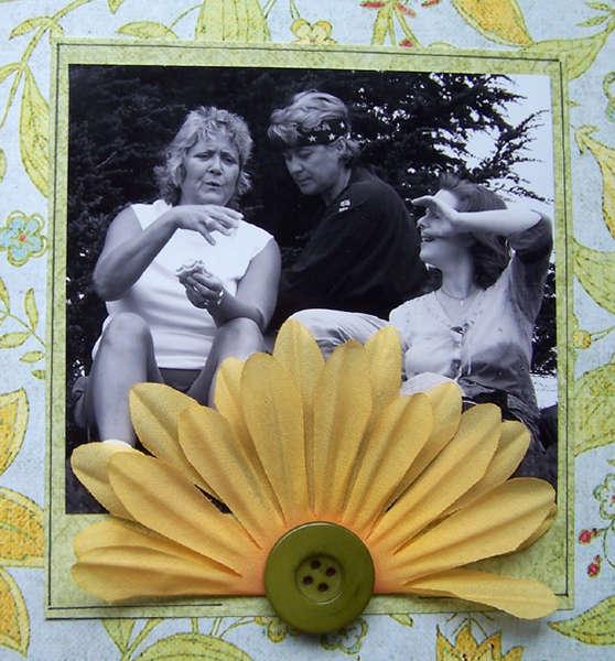 Friendship Album - Pg. 1