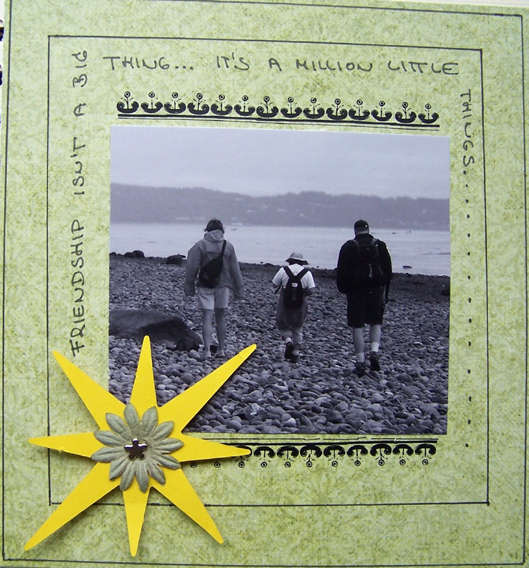 Friendship Album - Pg. 2