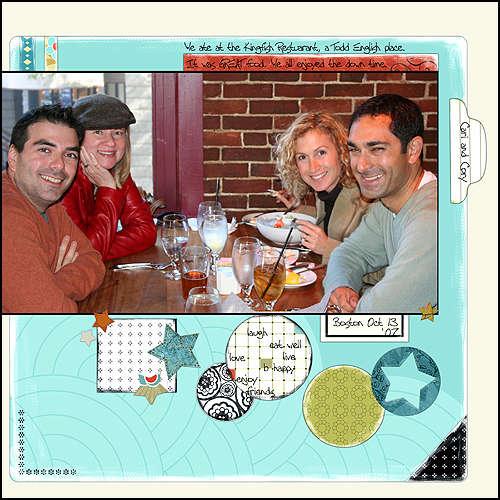 King Fish Restaurant Boston