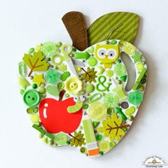 Limeade Apple Decor