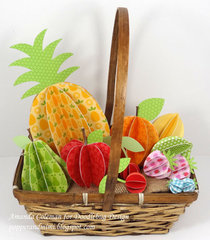 Fruit Basket by Amanda Coleman