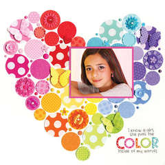 Doodlebug's Color Layout