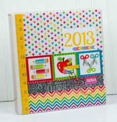 Homework Binder by Tiffany Hood