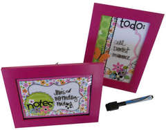Colorwheel Dry Erase Frames