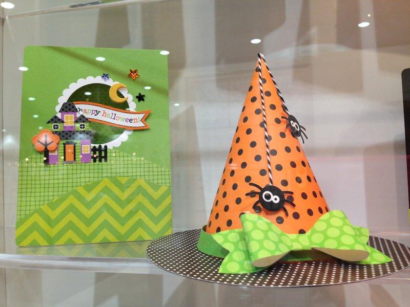 Halloween Parade Cards from Doodlebug Design