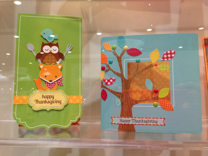 Happy Harvest Cards from Doodlebug Design