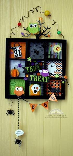 Doodlebug Halloween Printer Tray by Shari Carroll