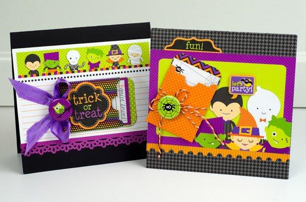 Halloween Parade from Doodlebug Design
