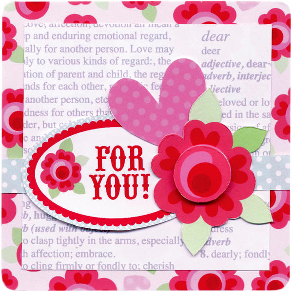 For You by Doodlebug Design
