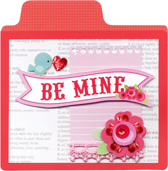 Be Mine by Doodlebug Design
