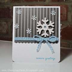 Seasons Greetings by Melinda Spinks