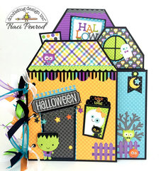 Spooky Inspiration from the Doodlebug Design Team featuring the new October 31st Collection