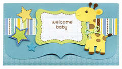 Doodlebug's Welcome Baby