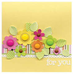 Doodlebug's For You Card