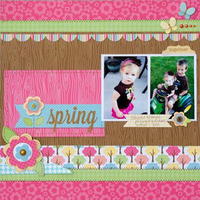 Spring by Tiffany Hood