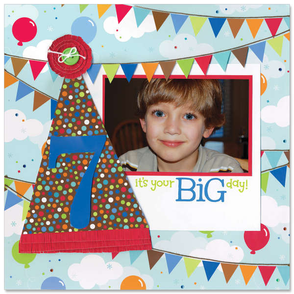 Birthday Celebration Collection from Doodlebug