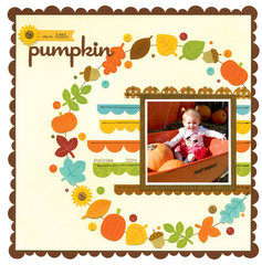 Fall Friends from Doodlebug Designs