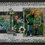 the green bunch by M. Liedtke featuring Doodlebug Classic Collection