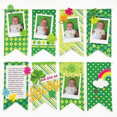 Brand New Happy Go Lucky from Doodlebug Designs
