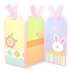Happy Easter Tag Card