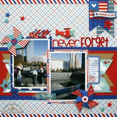 Never Forget  by Monique Liedtke